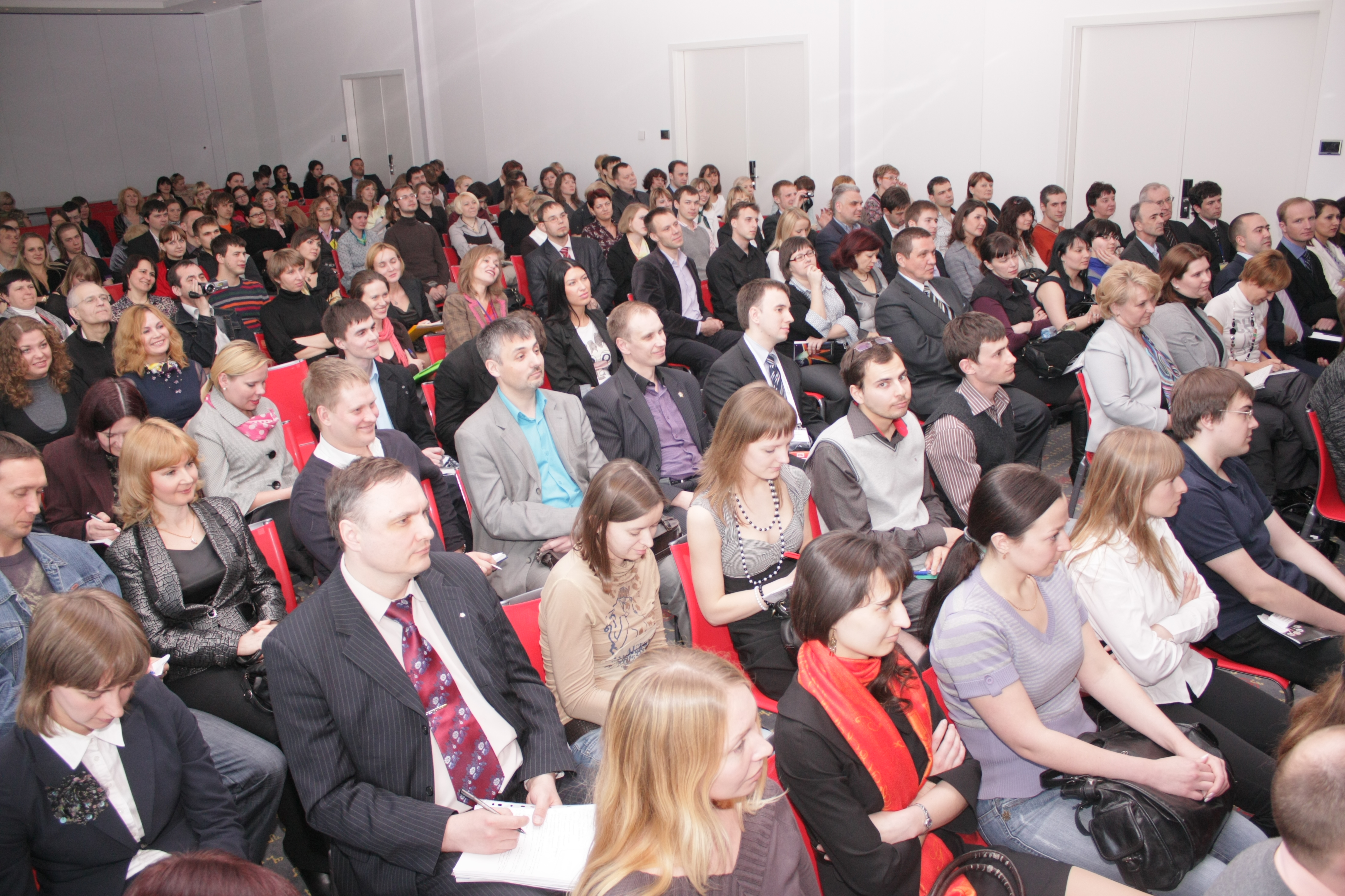 Форум организаторов