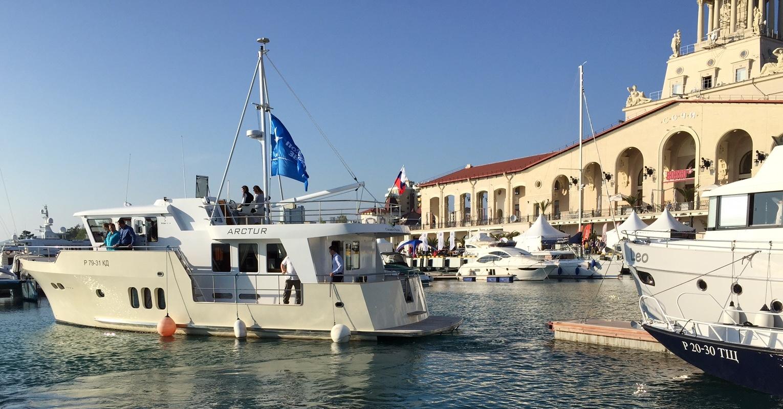 тест-драйвы на SOCHI Yacht Show