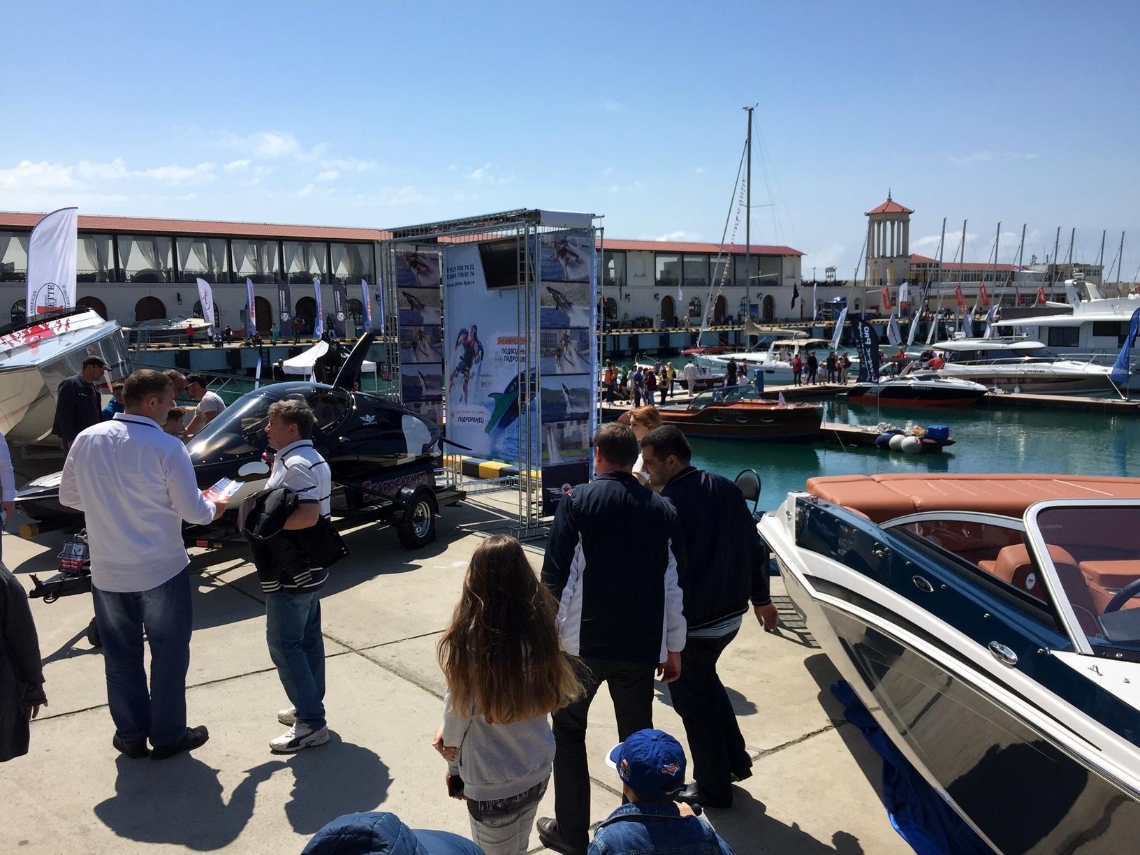 SOCHI Yacht Show 16