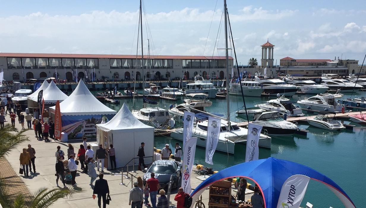 SOCHI Yacht Show 15