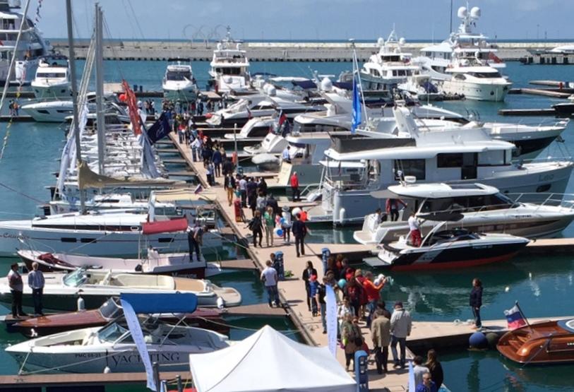 SOCHI Yacht Show 13