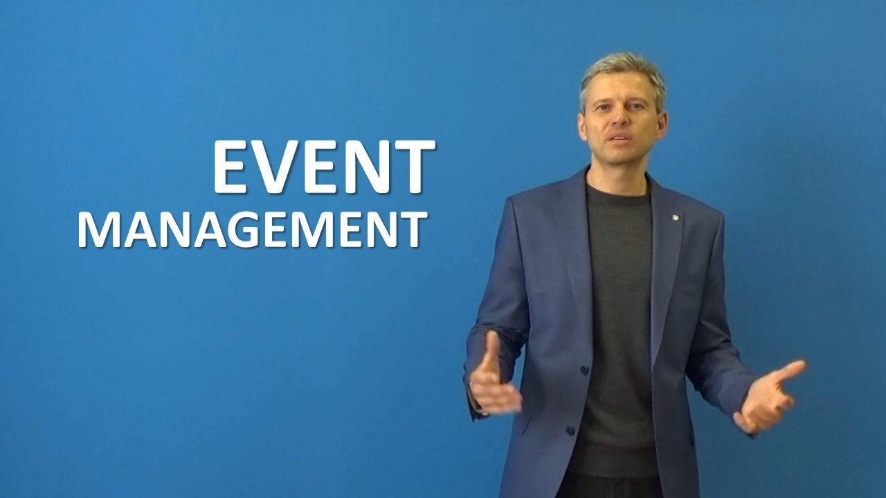 Maksim Godovykh Event Management