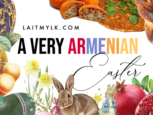 A Very Armenian Easter