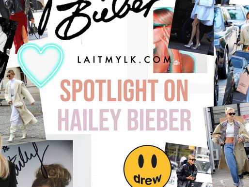 Spotlight on Hailey Bieber