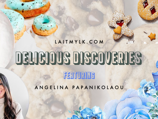 DELICIOUS DISCOVERIES WITH BAKED AMBROSIA