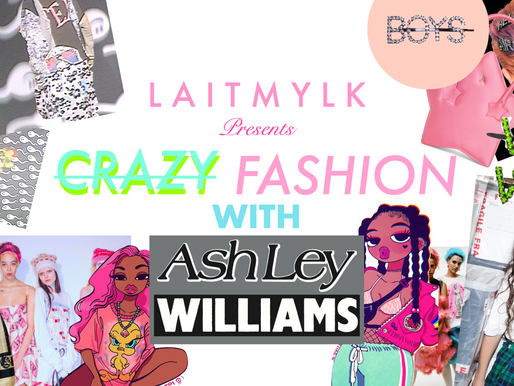 Crazy Fashion with Ashley Williams in Association with Asos