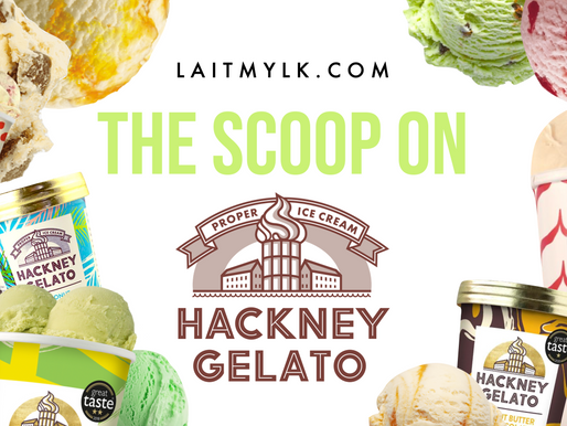 The Scoop on Hackney Gelato