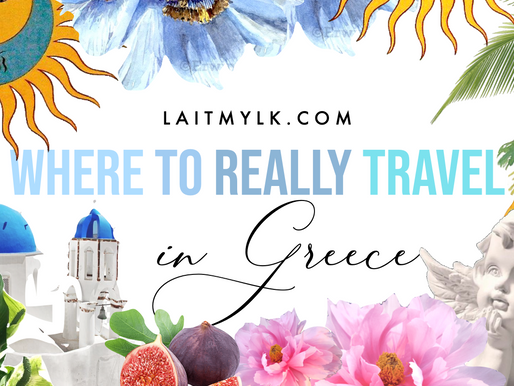 Where to Really Travel in Greece 🇬🇷