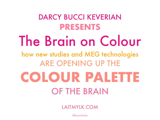 The Brain On Colour: New Studies Unlocking How Colour Boosts Our Brain Function