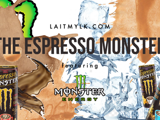 The Espresso Monster