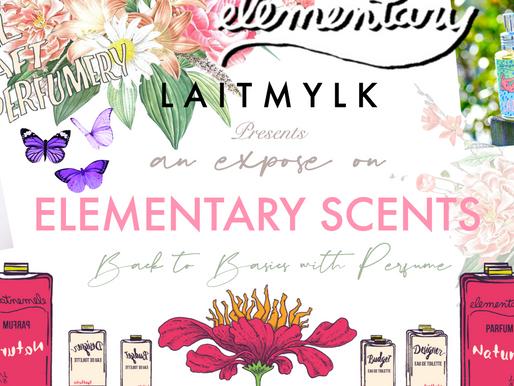 Back to Basics: Elementary Perfume
