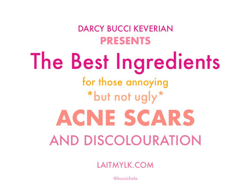 Acne Scars Begone! The Essential Ingredients for Clear Skin