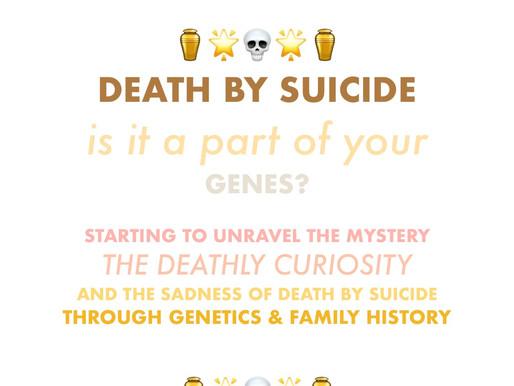 Do Genes 🧬 Determine Suicide Risk?...⚱️💀🌟