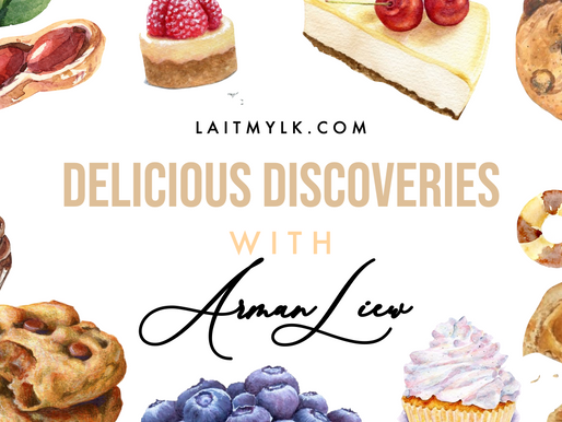 Delicious Discoveries with Arman Liew