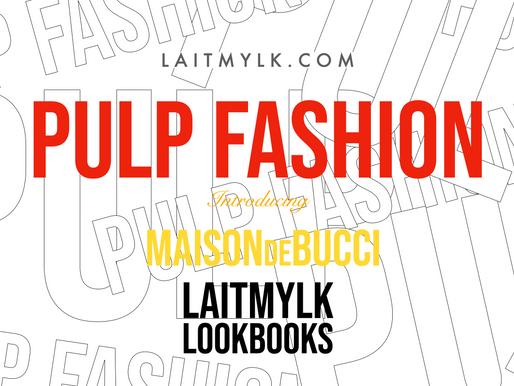 Pulp Fiction Fashion by Bucci