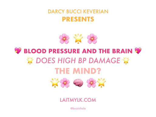 Blood Pressure and Brain Damage 🧠💥🌟
