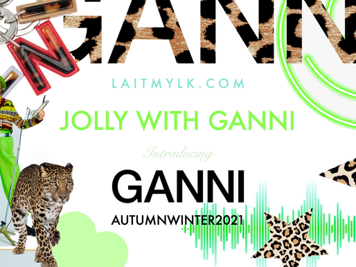 Get Jolly with Ganni