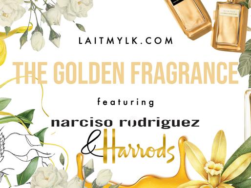 Narciso Rodriguez New Perfume x Harrods
