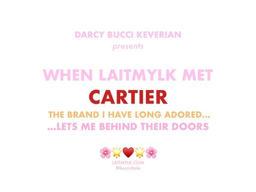 When Laitmylk Met Cartier 🐆 💎
