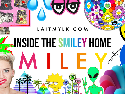 Inside the Smiley Home of Miley