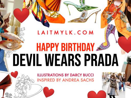 Happy Birthday, Devil Wears Prada