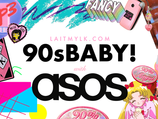 90s Baby with Asos