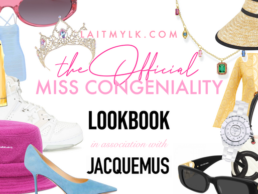 Miss Congeniality with `Jacquemus