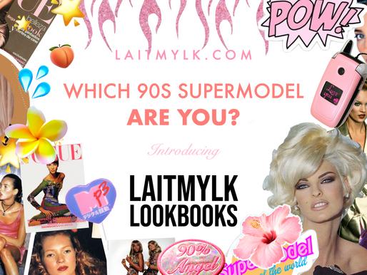 Which 90s Supermodel are You?