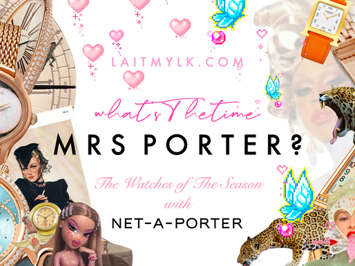What's the Time, Mrs Porter?