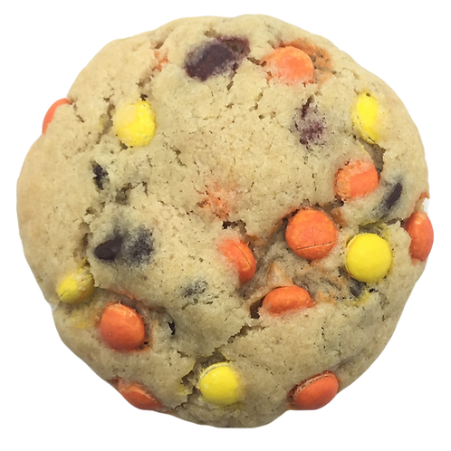 REESE'S PIECES - STUFFED COOKIE