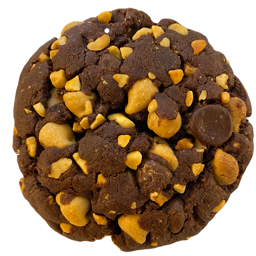 DOUBLE CHOCOLATE PEANUT BUTTER CHIPS