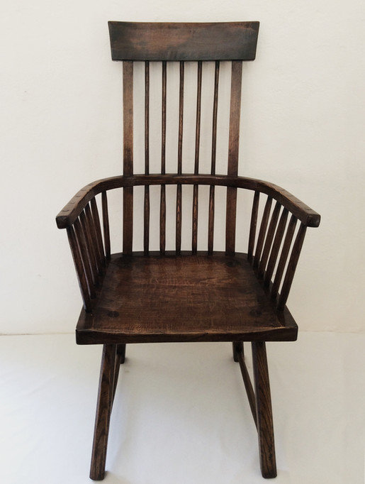 Variation on Comb Back Elbow Chair