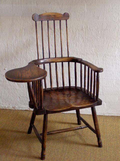 Writing Arm Chair