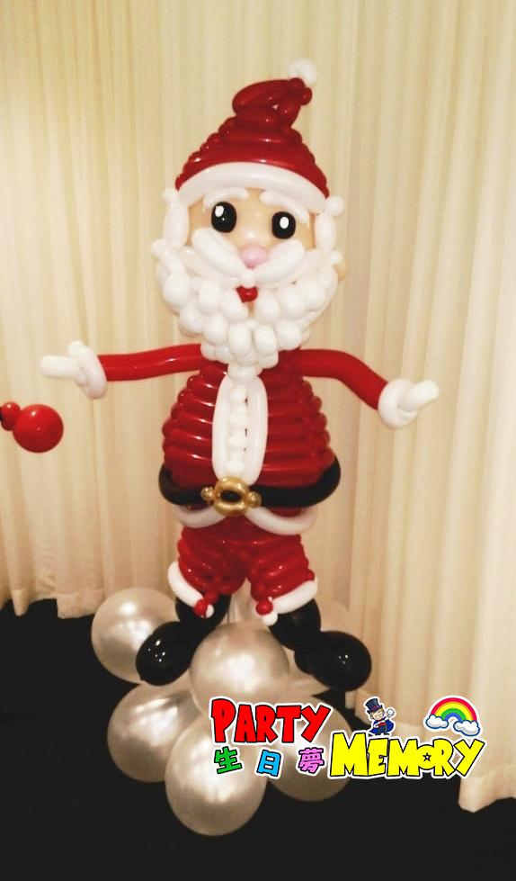 聖誕老人或雪人 $800/隻, $1500/2隻