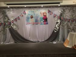 生日派對佈置(香港) Birthday Party Decoration