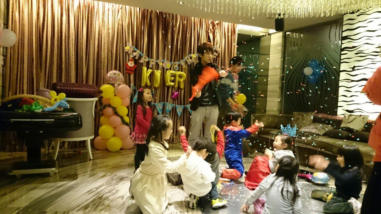 生日魔術表演 Party Magic Show