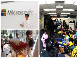 Microsoft HK 復活節 Family Day