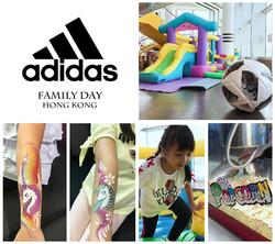 Adidas HK Family Day
