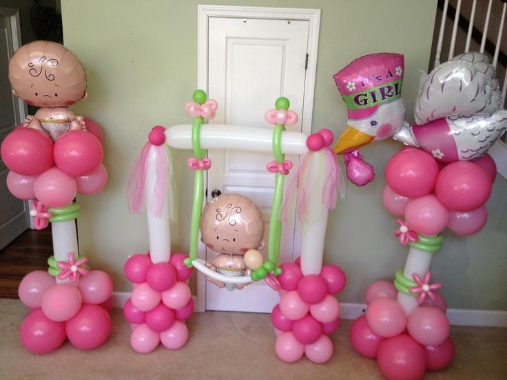 BB韆鞦+氣球柱x2 $1500