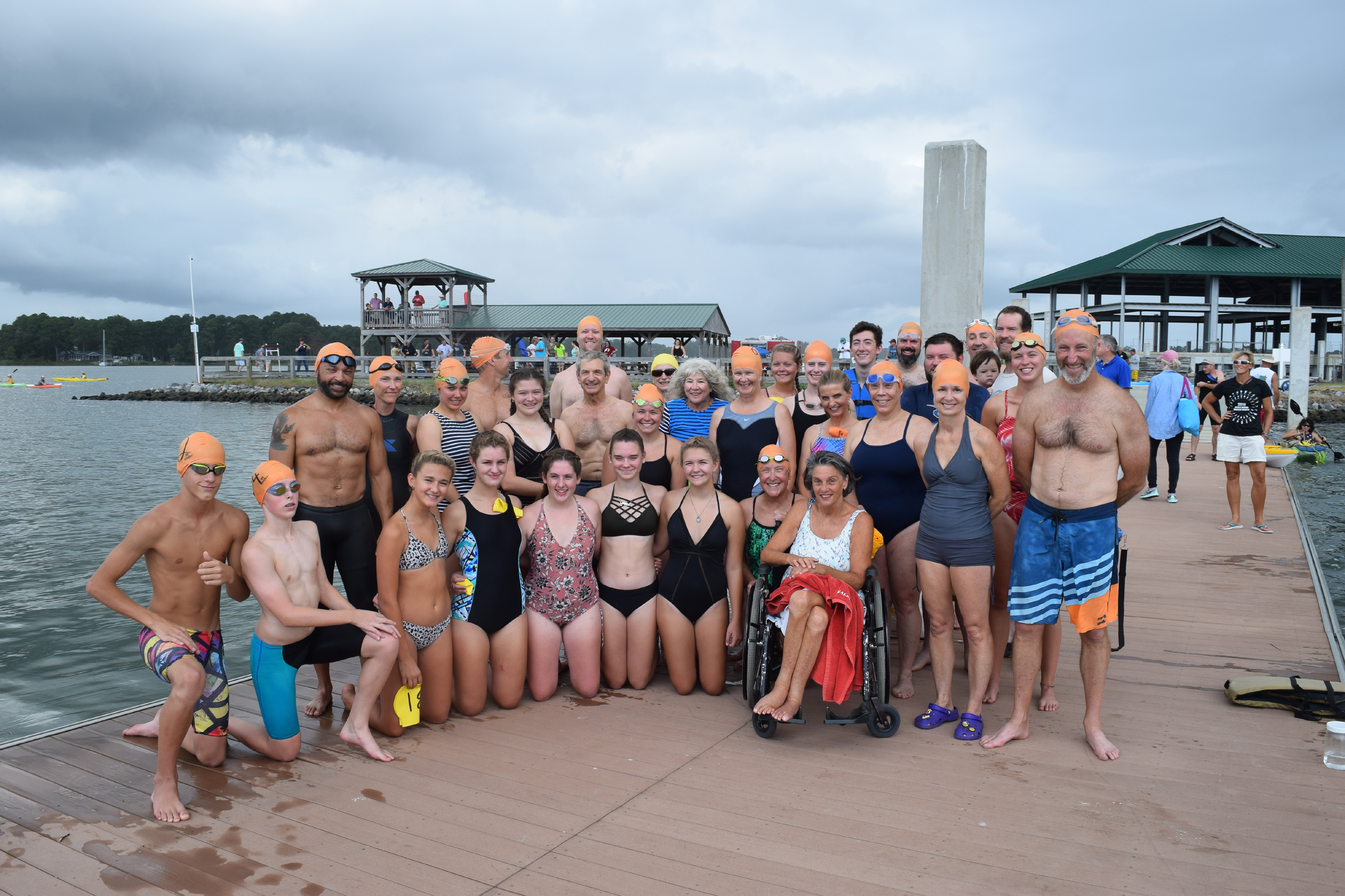 2019 W2W Swim Group