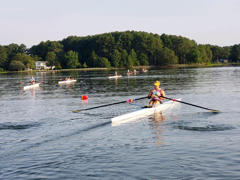 Join one of our Learn to Row Camps