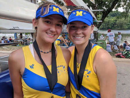 Good Showing for Mobjack at Youth Regatta