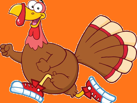 Turkey Trot is on for 2021!