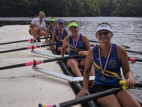MHS Girls Win Silver at States