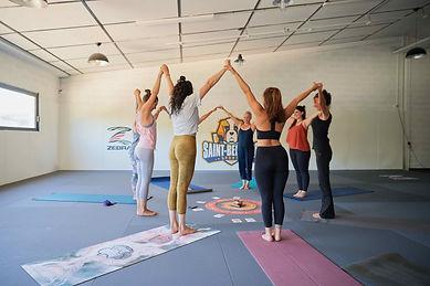 Yoga St Bernard Sport