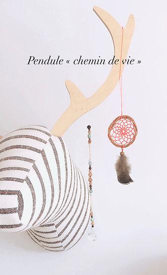 """Pendule """"chemin de vie"""""""