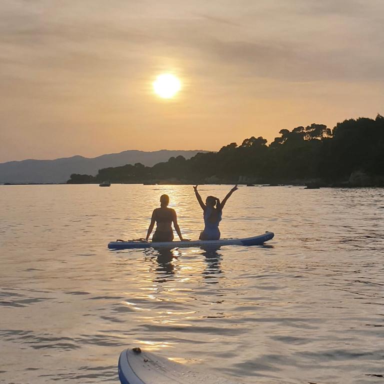 Nomad Sunset Yoga