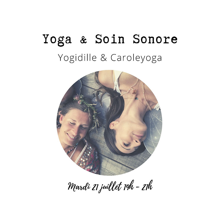 Yoga & Soin Sonore