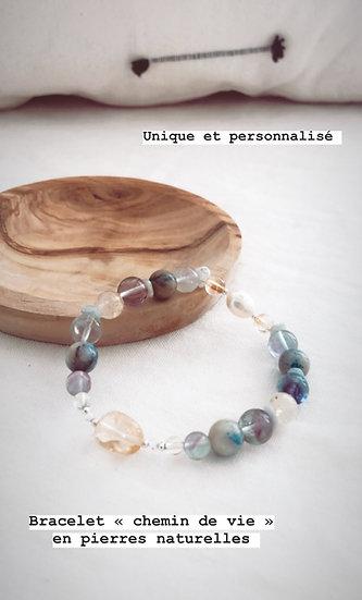 """Bracelet """"chemin de Vie"""""""