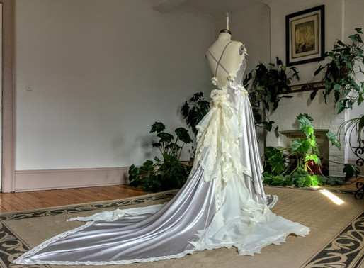 Art Gowns: Mademoiselle Emily